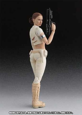 S.H.Figuarts - Star Wars: Attack of the Clones - Padme Amidala (TamashiiWeb Exclusive) - Marvelous Toys - 2