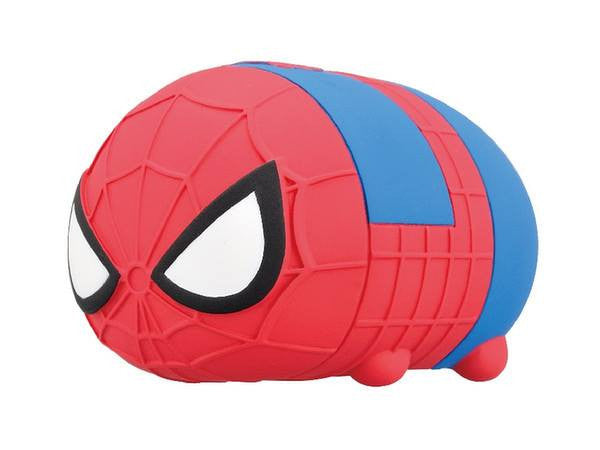 Ensky - Marvel Tsum Tsum - Sofubi Coin Bank  - Spider-Man - Marvelous Toys - 1