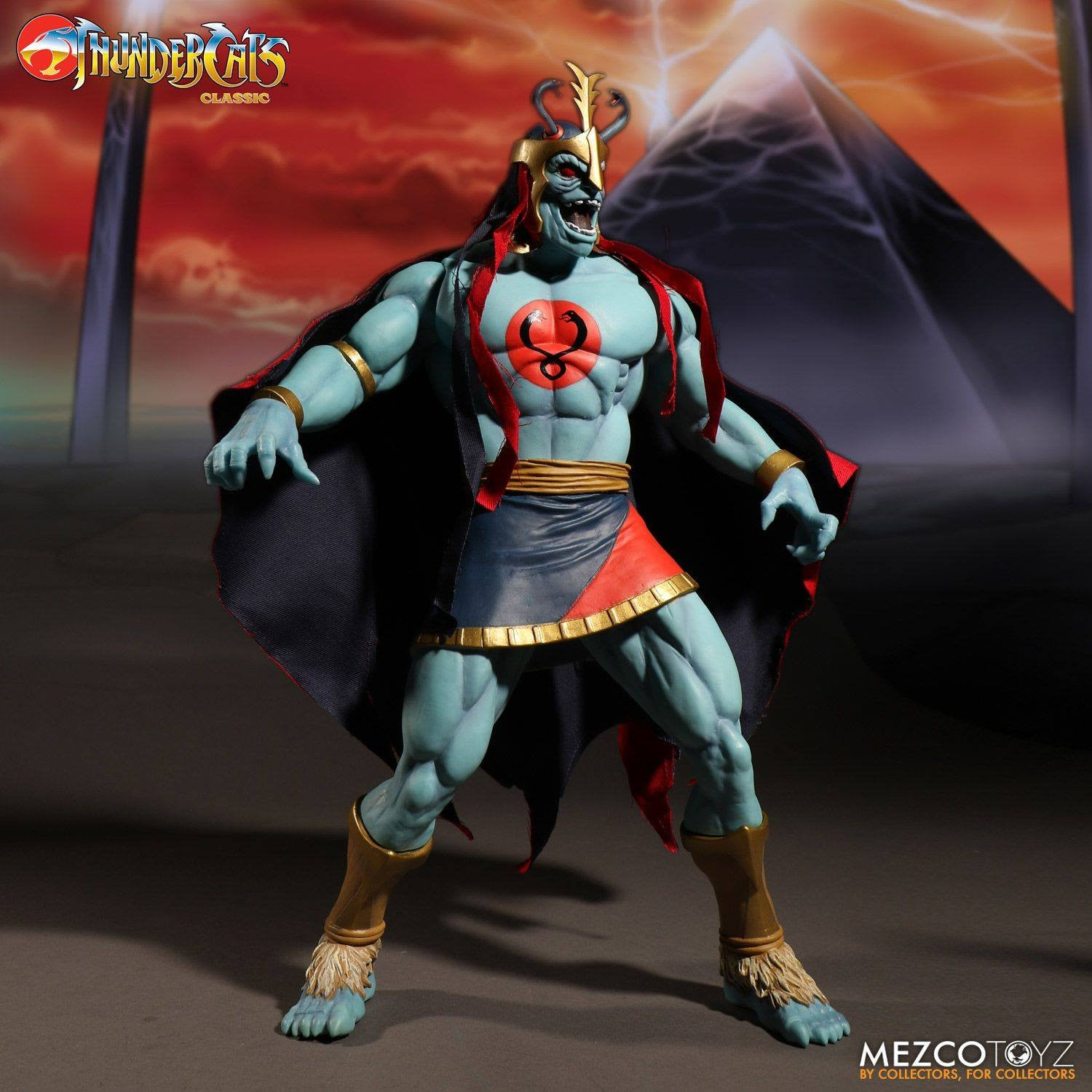 Mezco - Mega Scale - Thundercats - Mumm-Ra (Glow in the Dark Edition) - Marvelous Toys - 1