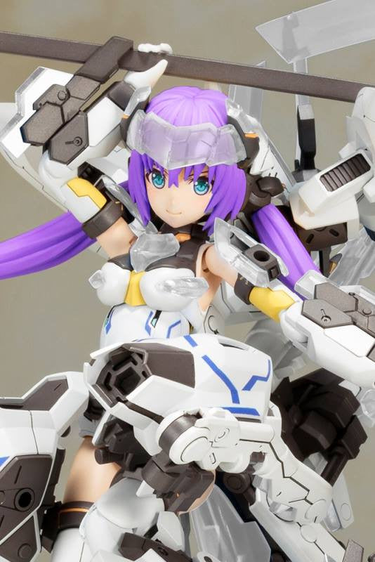 Kotobukiya - Model Kit - Frame Arms Girl - Hresvelgr=Ater (Clear Parts Append Limited Edition)