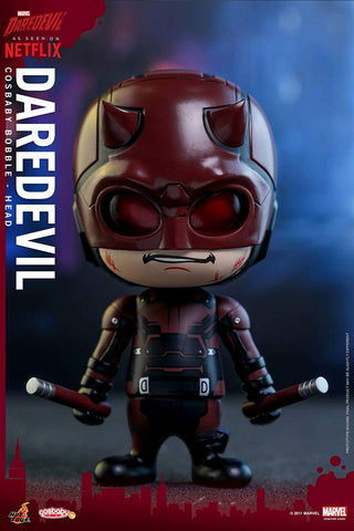 Hot Toys - COSB348 - Marvel's Daredevil - Daredevil Cosbaby Bobble-Head - Marvelous Toys - 2