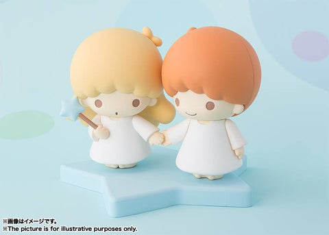 Figuarts ZERO - Sanrio - Little Twin Stars (Retro Ver.) - Marvelous Toys - 2