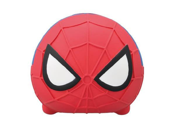Ensky - Marvel Tsum Tsum - Sofubi Coin Bank  - Spider-Man - Marvelous Toys - 2