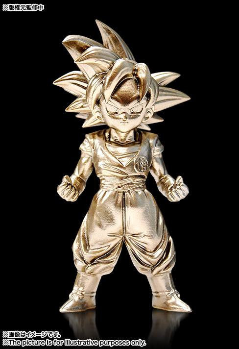 Bandai - Absolute Chogokin - Dragonball Z: Resurrection 'F' - DZ-09 - Super Saiyan God Son Goku - Marvelous Toys - 1