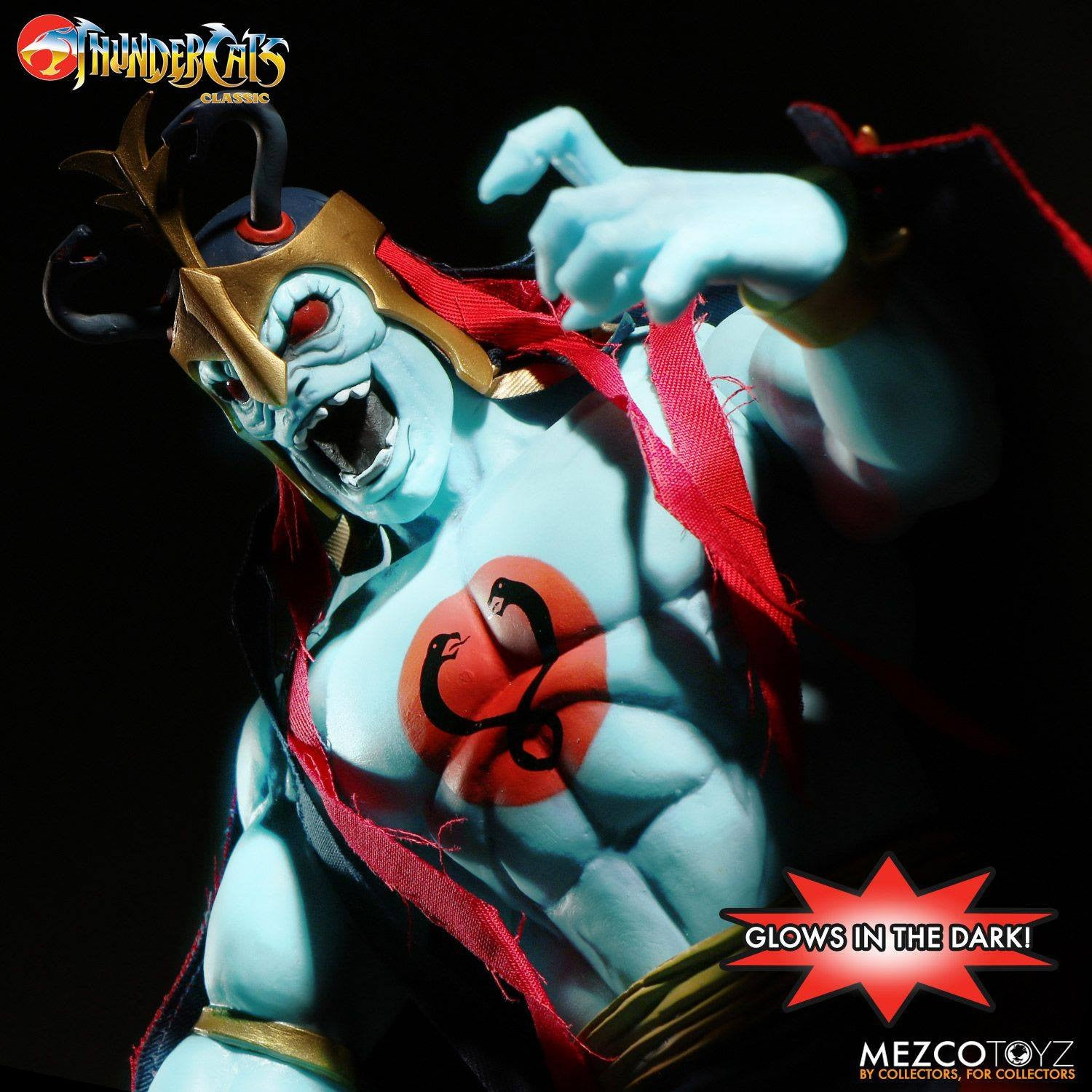 Mezco - Mega Scale - Thundercats - Mumm-Ra (Glow in the Dark Edition) - Marvelous Toys - 4