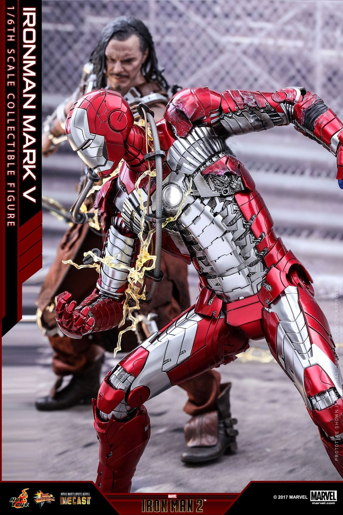 Hot Toys - MMS400D18 - Iron Man 2 - Mark V (DIECAST) - Marvelous Toys - 20