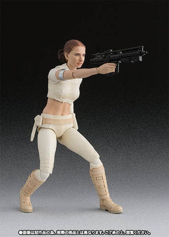 S.H.Figuarts - Star Wars: Attack of the Clones - Padme Amidala (TamashiiWeb Exclusive) - Marvelous Toys - 1