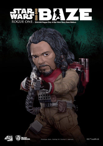 Egg Attack Action - EAA-048 - Rogue One: A Star Wars Story - Baze Malbus - Marvelous Toys - 1