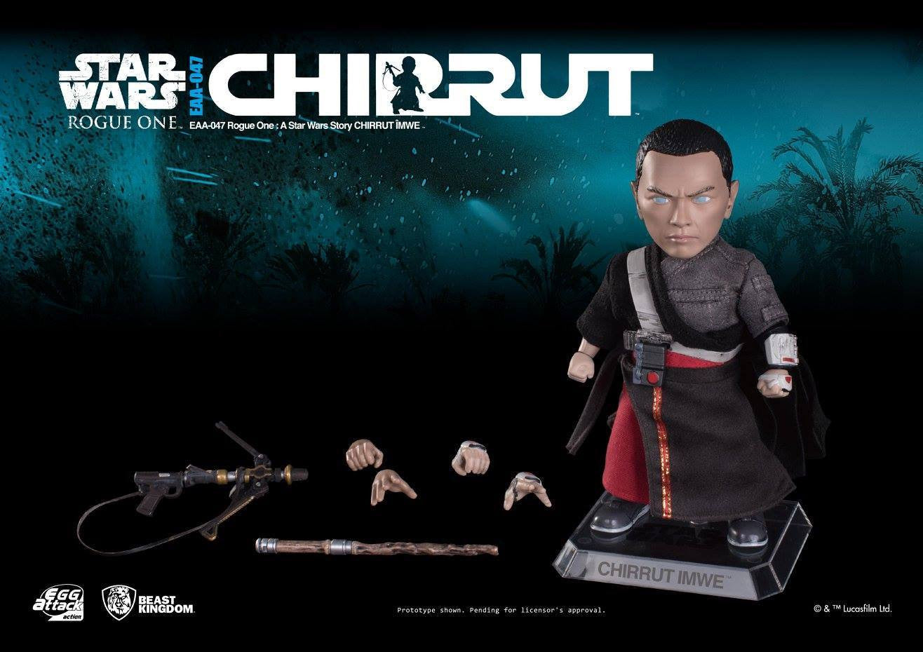 Egg Attack Action - EAA-047 - Rogue One: A Star Wars Story - Chirrut Imwe - Marvelous Toys - 4