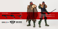 ThreeA - 2000AD - 1/6 Apocalypse War Judge Dredd