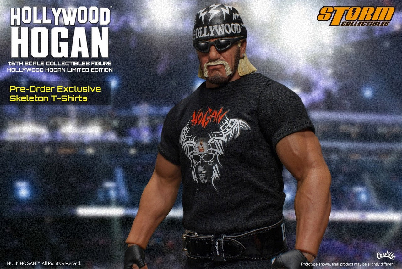 Storm Collectibles - Hollywood Hulk Hogan (Limited Edition) (1:6 Scale)