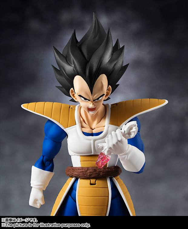 S.H.Figuarts - Dragon Ball Z - Vegeta