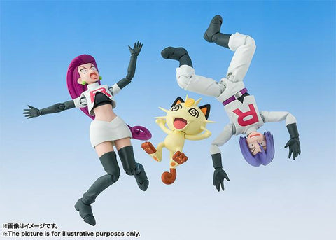 S.H.Figuarts - Pokemon - Team Rocket