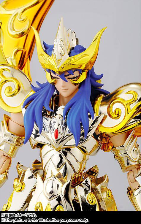 Bandai - Saint Seiya - Saint Cloth Myth EX - Scorpio Milo (God Cloth)