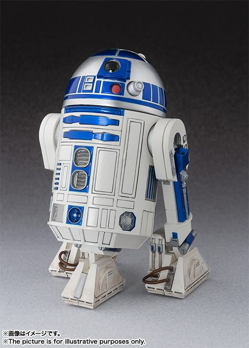 S.H.Figuarts - Star Wars: A New Hope - R2-D2