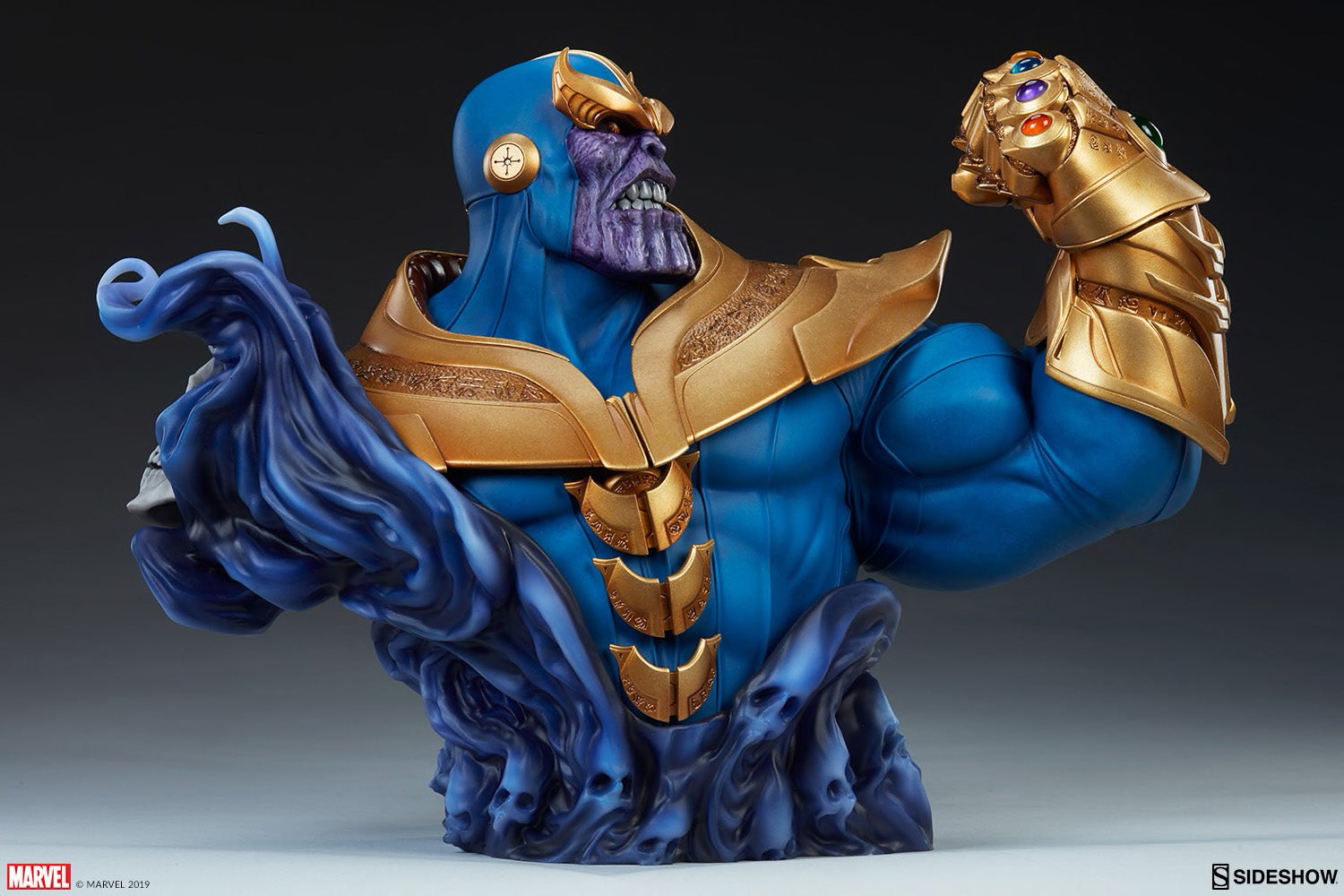 Sideshow Collectibles - Bust - Marvel - Thanos