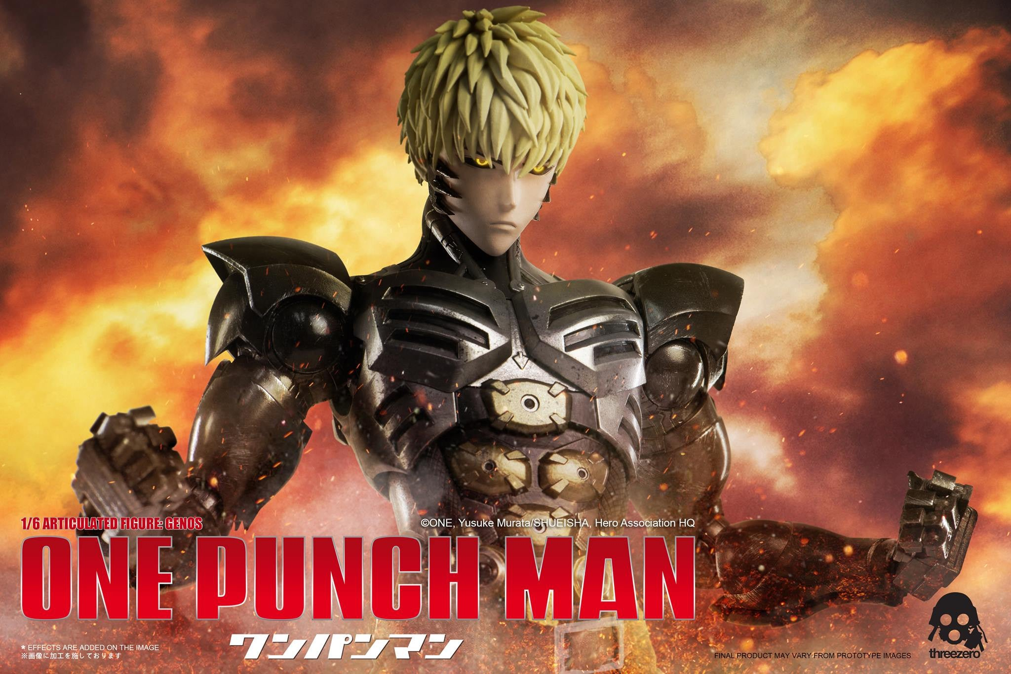 ThreeZero - One Punch Man - Genos