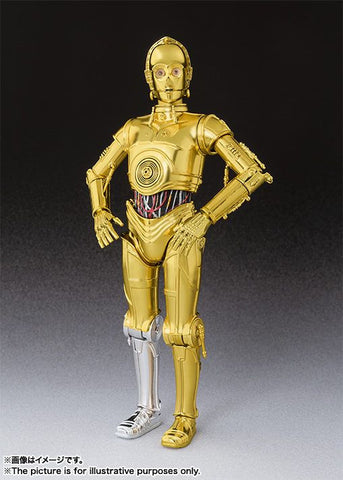 S.H.Figuarts - Star Wars: A New Hope - C-3PO