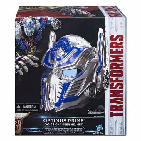 Hasbro - Transformers: The Last Knight - Optimus Prime Voice Changer Helmet