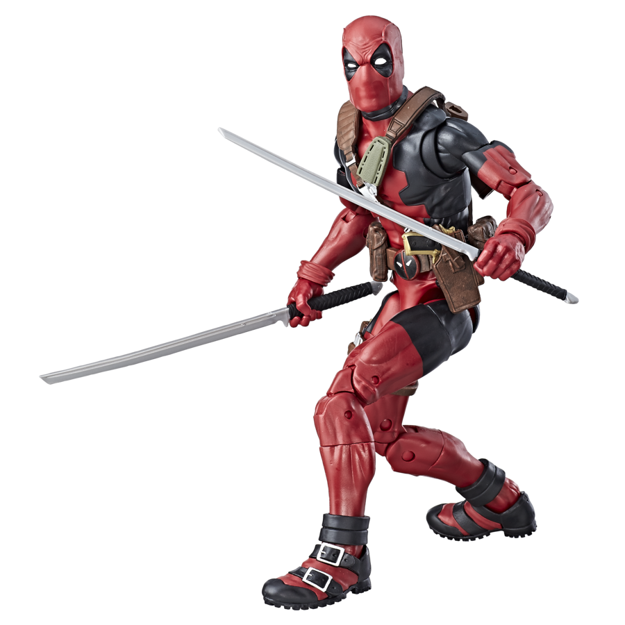 Hasbro - Marvel Legends 12 Inch Series - Deadpool
