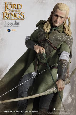 Asmus Toys - LOTR010 - Lord of The Rings - Heroes of Middle-Earth - Legolas
