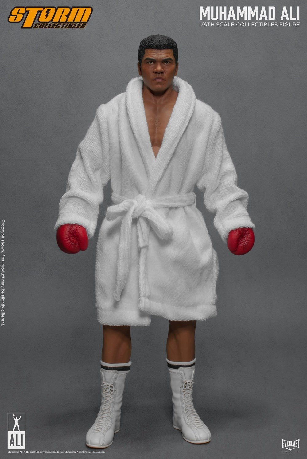 Storm Collectibles - Muhammad Ali (1/6 Scale)