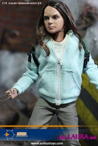 Asmus Toys - CM002 - Logan - The Laura Set (X-23)