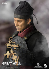 ThreeZero - The Great Wall - Strategist Wang《長城》王軍師 (1/6 Scale)