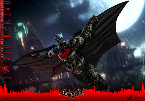 Hot Toys - VGM39 - Batman: Arkham Knight - Batman Beyond