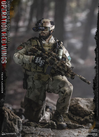 Dam Toys - Elite Series - Operation Red Wings - Navy SEALs SDV Team 1 Leader (1/6 Scale)