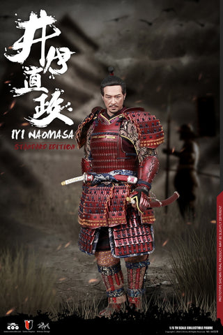 Coo Model - 1/6 Scale Empires Series SE028 - Japan's Warring States - Ii Naomasa (Standard)