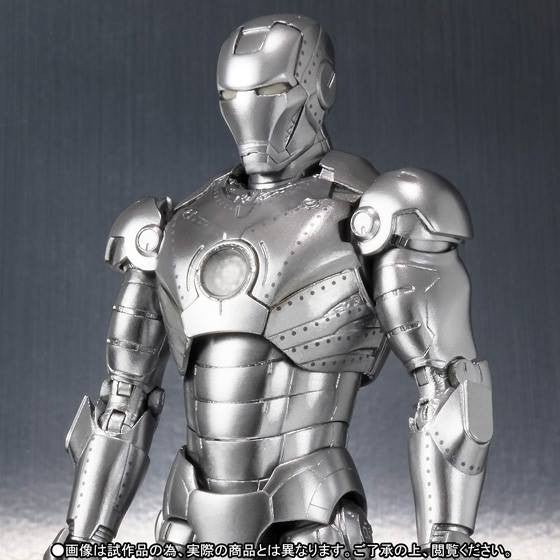S.H.Figuarts - Iron Man - Iron Man Mark 2 (TamashiiWeb Exclusive)