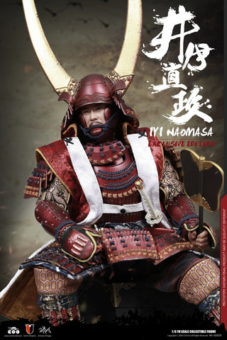Coo Model - 1/6 Scale Empires Series SE029 - Japan's Warring States - Ii Naomasa (Exclusive)
