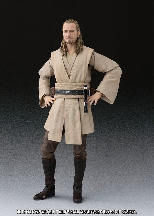 S.H.Figuarts - Star Wars: The Phantom Menace - Qui-Gon Jinn (TamashiiWeb Exclusive)