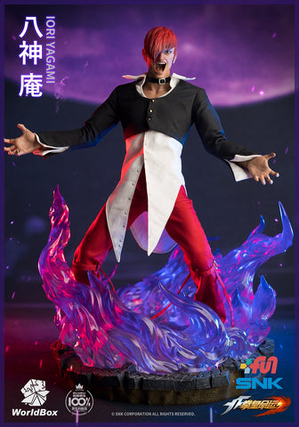 World Box - The King of FIghters - Iori Yagami (Deluxe) (1/6 Scale)