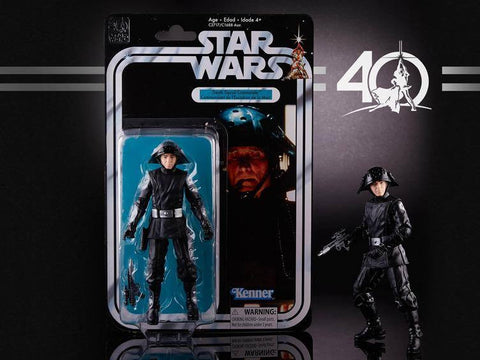 "Hasbro - Star Wars The Black Series - 6"" Figure - 40th Anniversary - Death Star Commander"