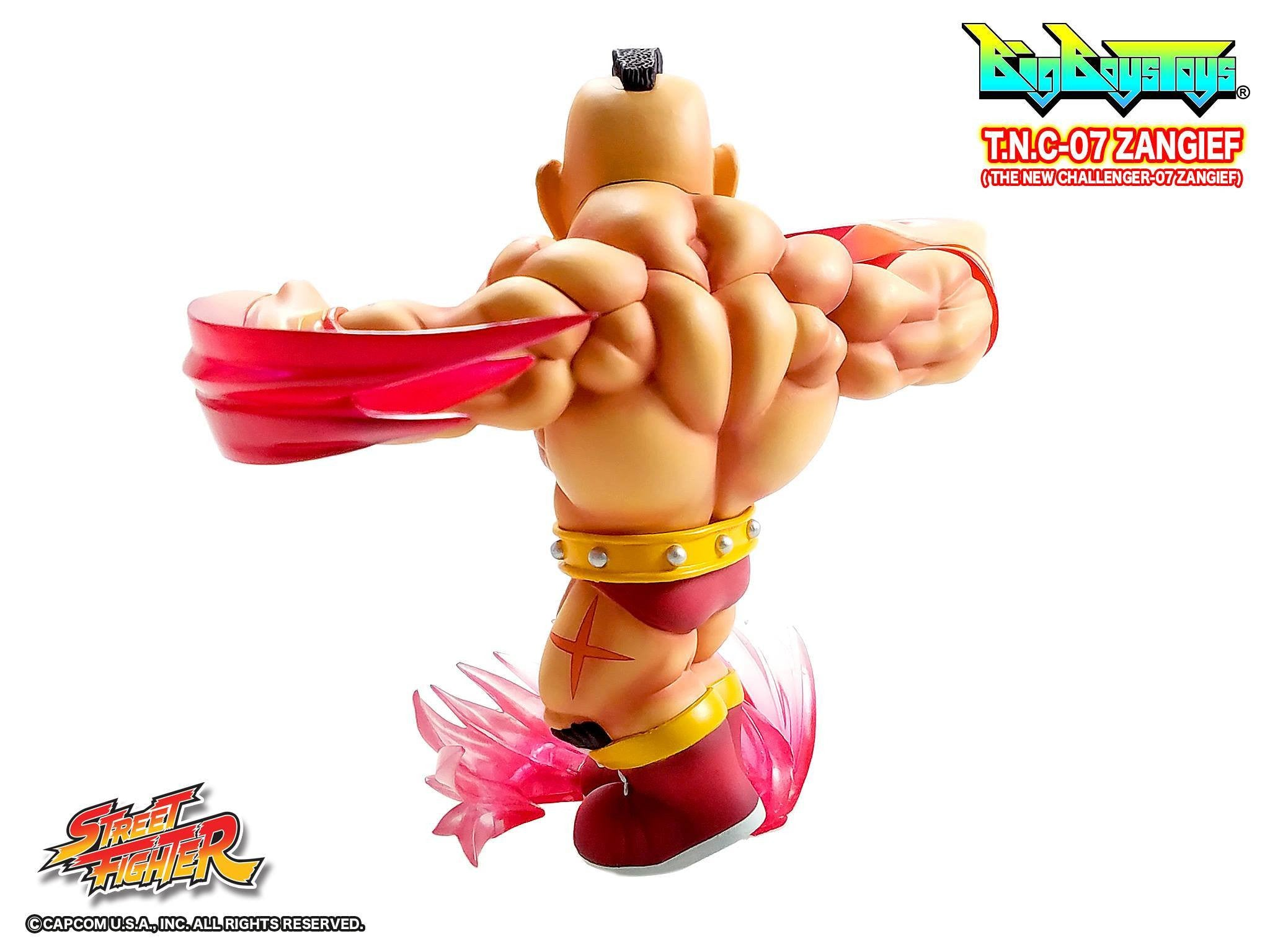 Bigboystoys - The New Challenger Series T.N.C 07 - Zangief
