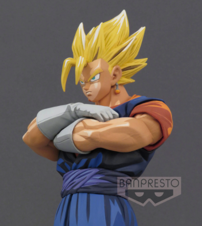 Banpresto - Prize Item 35394 - Dragonball Z Master Stars Piece - The Vegito -Manga Dimensions-