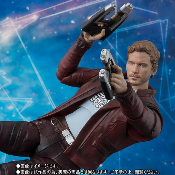 S.H.Figuarts - Guardians of the Galaxy Vol. 2 - Star-Lord (TamashiiWeb Exclusive)