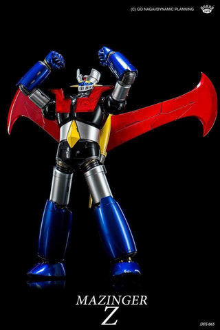 King Arts - DFS065 - Dynamic Planning - Mazinger Z