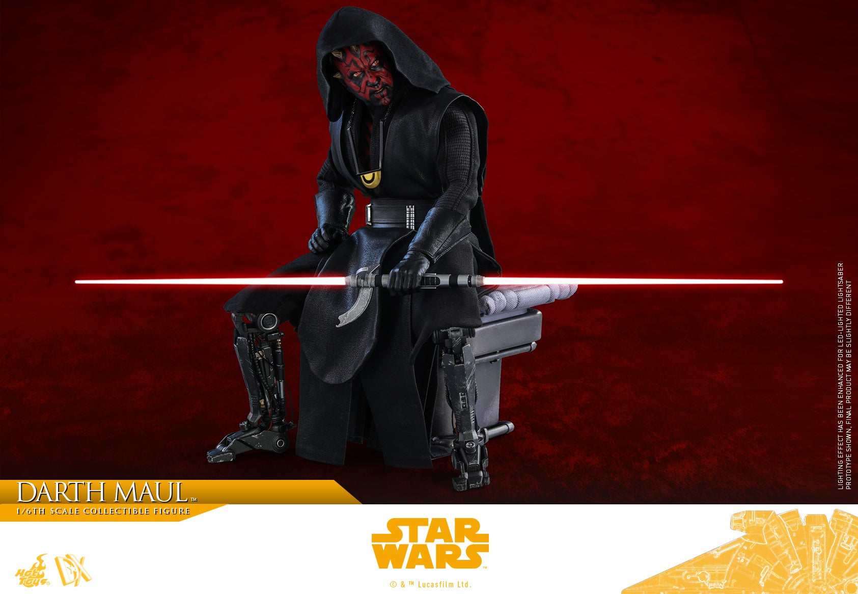 Hot Toys - DX18 - Solo: A Star Wars Story - 1/6th scale