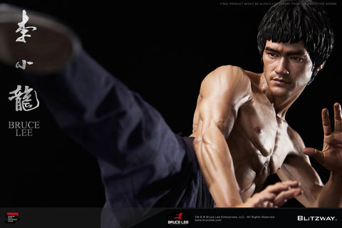 Blitzway - Superb Scale Statue (Hybrid) - Bruce Lee Tribute Statue Ver. 3 (1/4 Scale)