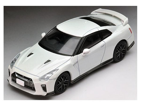 Tomica - Limited Vintage NEO 1:64 Scale - LV-N148C - Nissan GT-R 2017 Model (White)