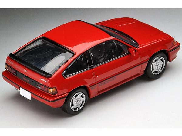 Tomica - Limited Vintage NEO - 1:64 Scale - LV-N35D - Honda Ballade CR-X (Red)