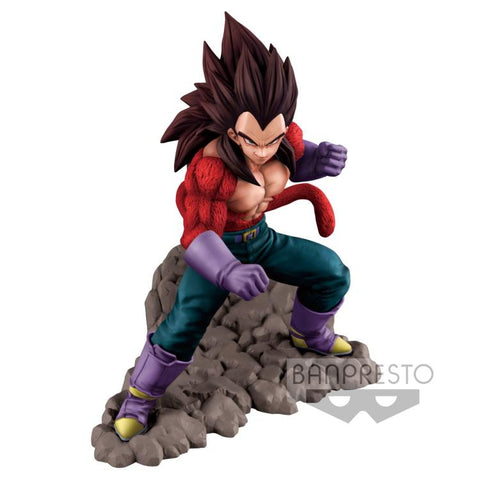 (IN STOCK) Banpresto - Dragon Ball GT - Super Saiyan 4 Vegeta