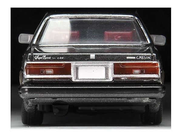 Tomica - Limited Vintage NEO 1:64 Scale - LV-N156B - Toyota Cresta '84 (Gray)