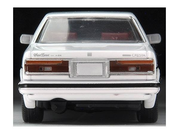 Tomica - Limited Vintage NEO 1:64 Scale - LV-N156A - Toyota Cresta '84 (White)