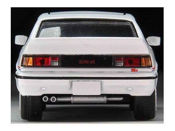 Tomica - Limited Vintage NEO - 1:64 Scale - LV-N35D - Honda Ballade CR-X F-1 Edition (White)