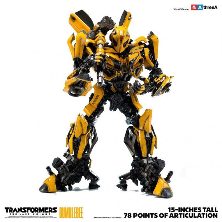 ThreeA - Transformers: The Last Knight - Bumblebee (Premium Scale)