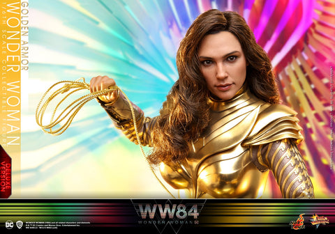 Hot Toys - MMS578 - Wonder Woman 1984 - Golden Armor Wonder Woman (Deluxe Ver.)